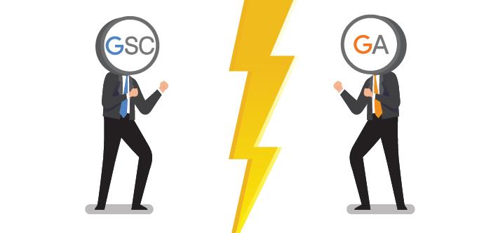 GSC vs GA